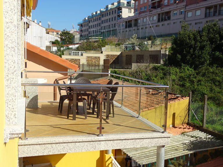 Alquiler de apartamento Arenal de 4 habitaciones en portonovo sanxenxo